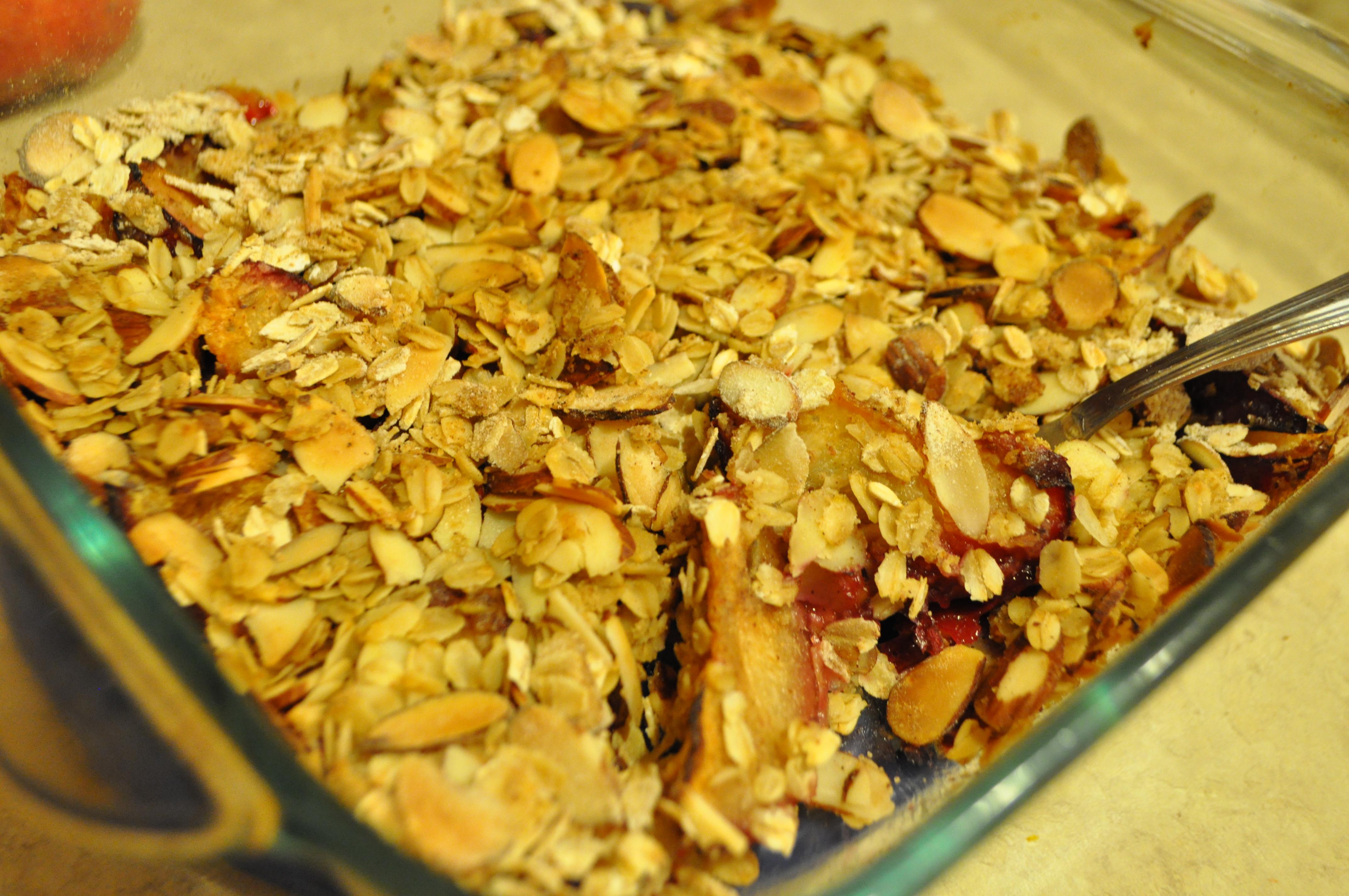 Vanilla Plum Crumble Pie Recipes — Dishmaps