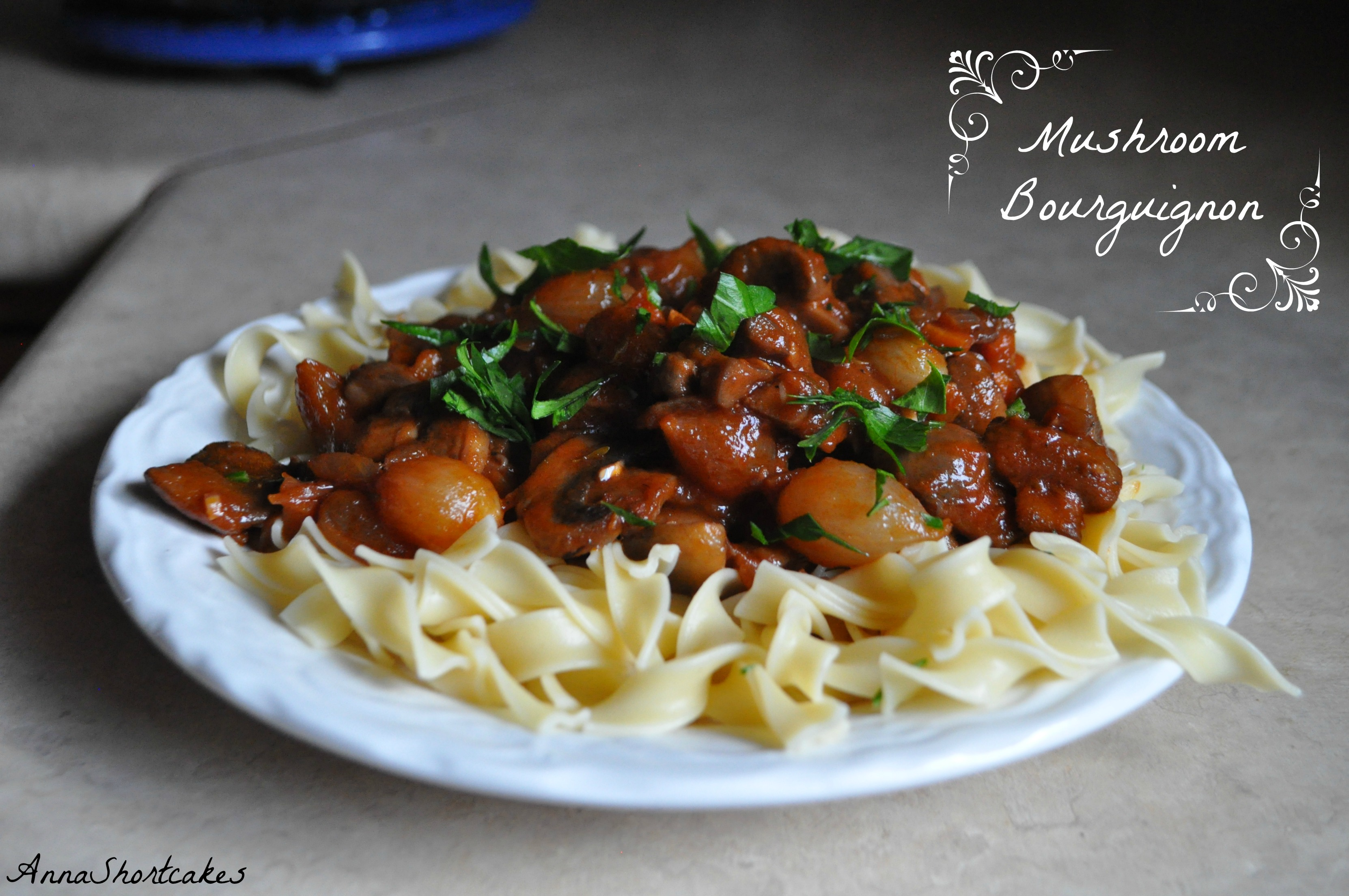 Smitten Kitchen's Mushroom Bourguignon Recipes — Dishmaps